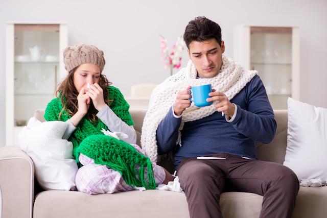 Leidest Du häufig an Infekten und hast Du das Gefühl, dass Du jede Grippe-Welle mitnimmst?