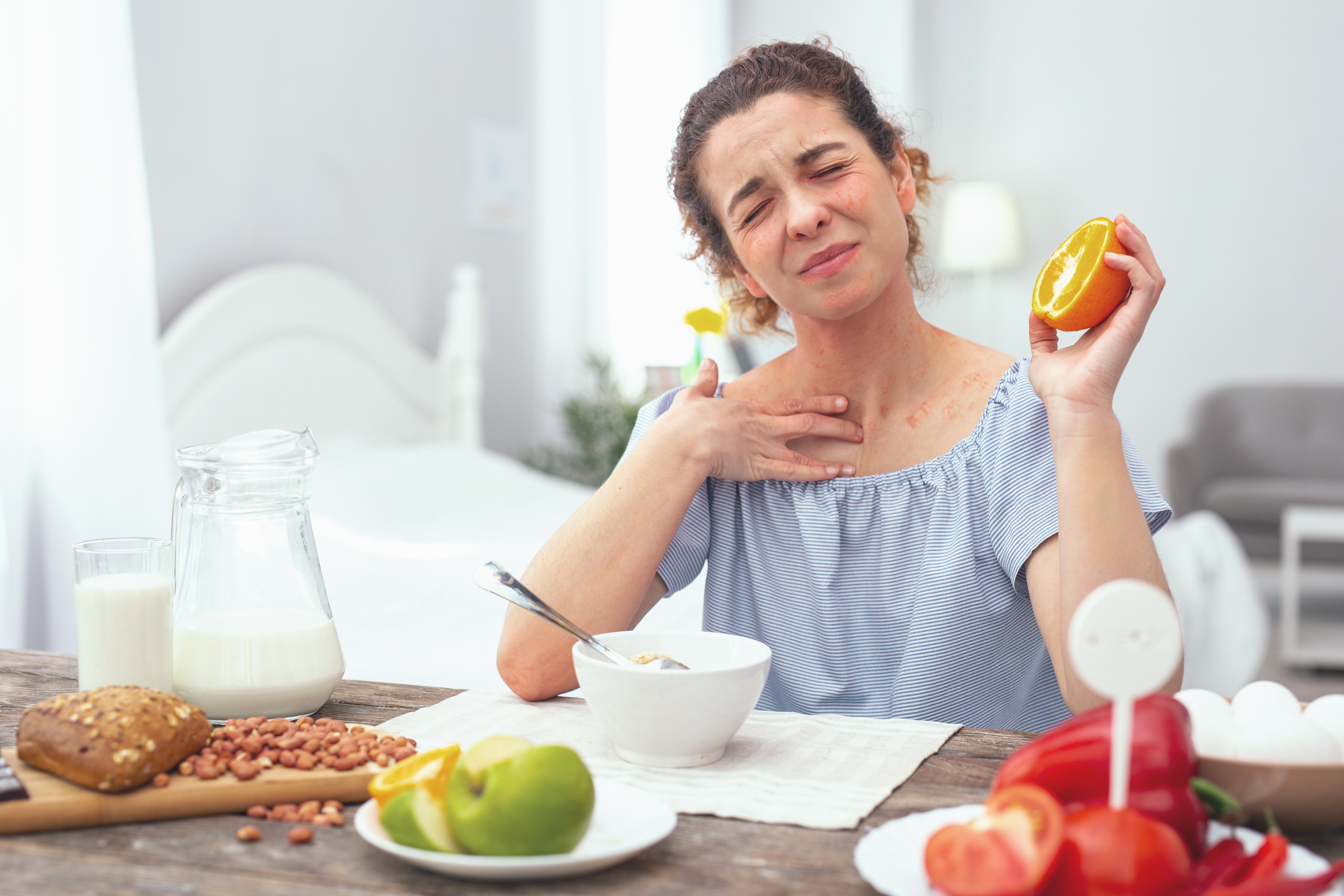 Hast Du das Gefühl, dass Du immer weniger Lebensmittel verträgst, die Du früher problemlos essen konntest?