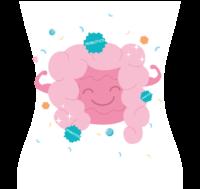 Darmflora aufbauen und Darmbakterien stärken!  Wir gehen jetzt nochmal intensiv an den Aufbau deiner Darmflora (Mikrobiom). Mit ausgewählten Probiotika sorgen wir für mehr gute Darmbewohner. Mit präbiotischen Lebensmittel und Speisen stärkst du deine guten Darmhelfer.  Dieser Schritt ist so wichtig und wird leider so oft vergessen.