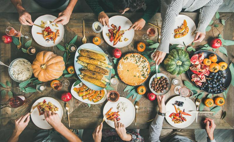 Genuss und Freude am Essen